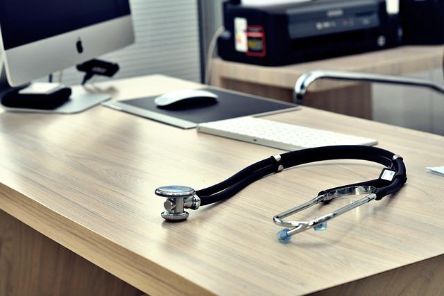 Ill Health Retirement Doctor Office